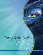 Female Water Snake 2012
